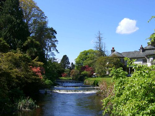 Mount Usher House & Gardens