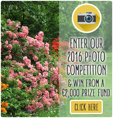 Mount Usher Gardens 2016 Photo Competition