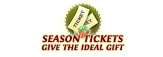 Great value on our season tickets - click here